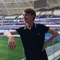 Анкета Дмитрий Капустин