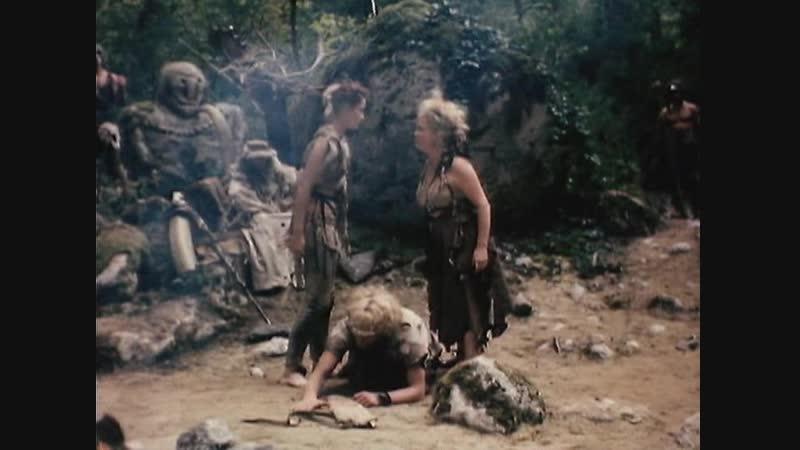 Две стрелы Детектив каменного века комедия приключения СССР 1989