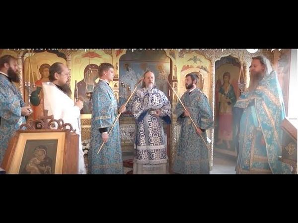 Рязанская епархия: в Пронске прошел праздник милосердия «Белый цветок»