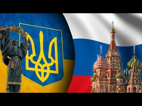 РоссияУкраинаДавай поднимем за мир брат!