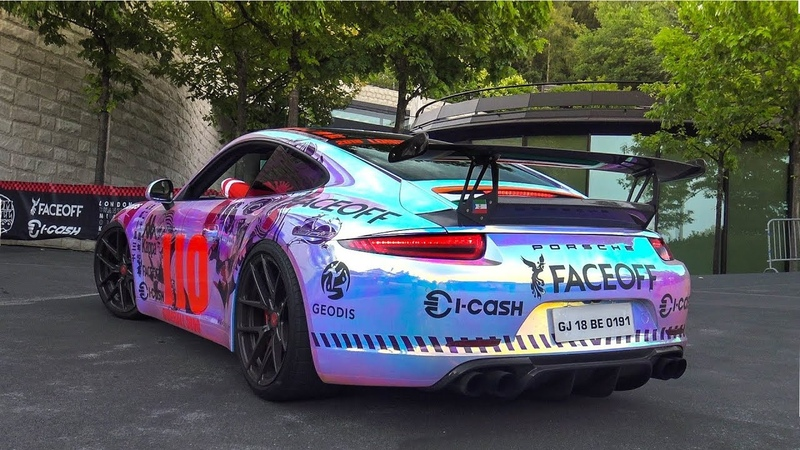 One of the LOUDEST Porsches I've ever heard!! Carrera S Fitted with IPE Exhaust System!