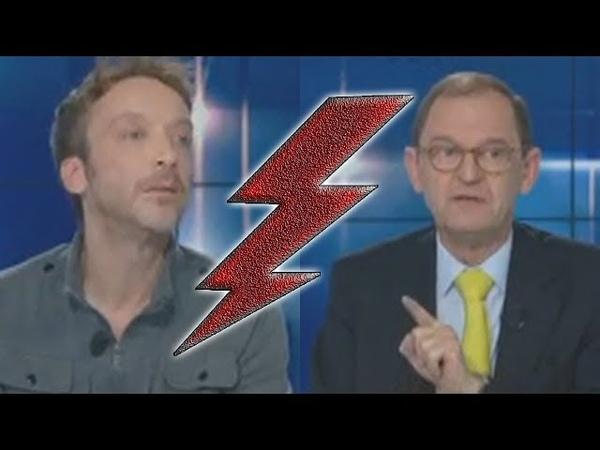 Un Gilet Jaune accusé d'antisémitisme pour avoir dit que Macron venait de Rothschild ! (08/12/18)