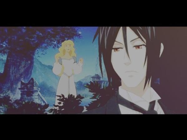 Black Butler/Non/Disney Crossover | Sebastian/Odette