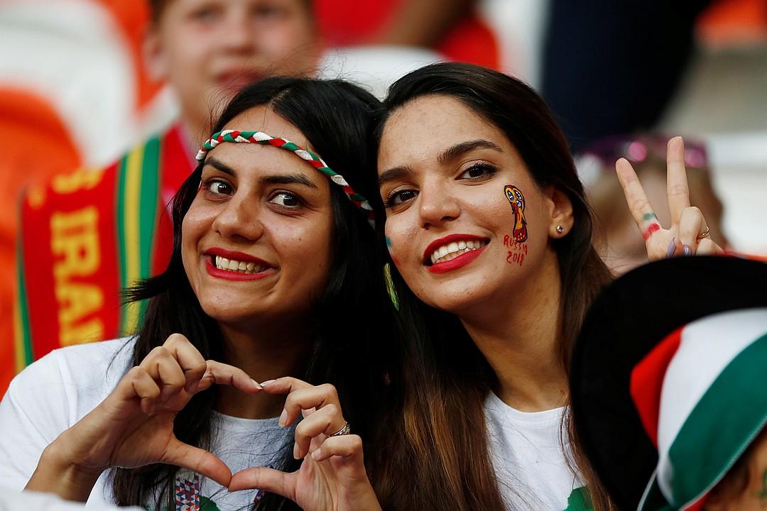 Вспоминая чемпионат мира по футболу 2018.  Самые красивые болельщицы ЧМ2018 часть 3