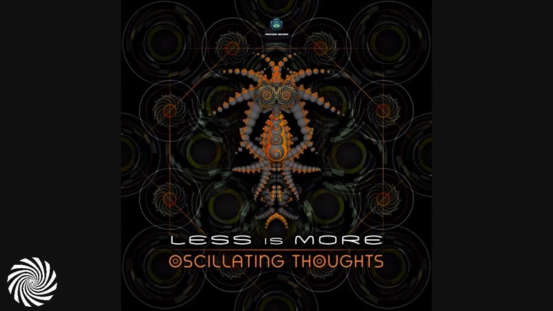 Less Is More Oscillating Thoughts
