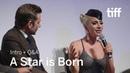 Леди Гага на премьере фильма Звезда Родилась на международном кинофестивале в Торонто 9 сентября
