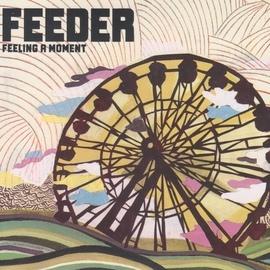 Feeder альбом Feeling a Moment