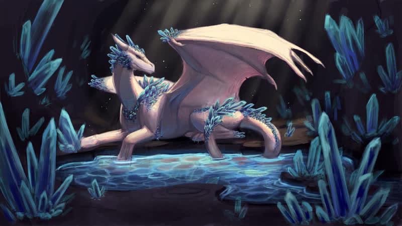 Jeweled dragon SPEEDPAINT