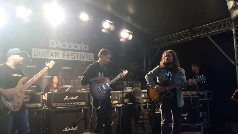Юрий Новгородский,Евгений Побожий,Дмитрий Максимов,Дмитрий Фролов / Live@ D'Addario Guitar Fest 2018