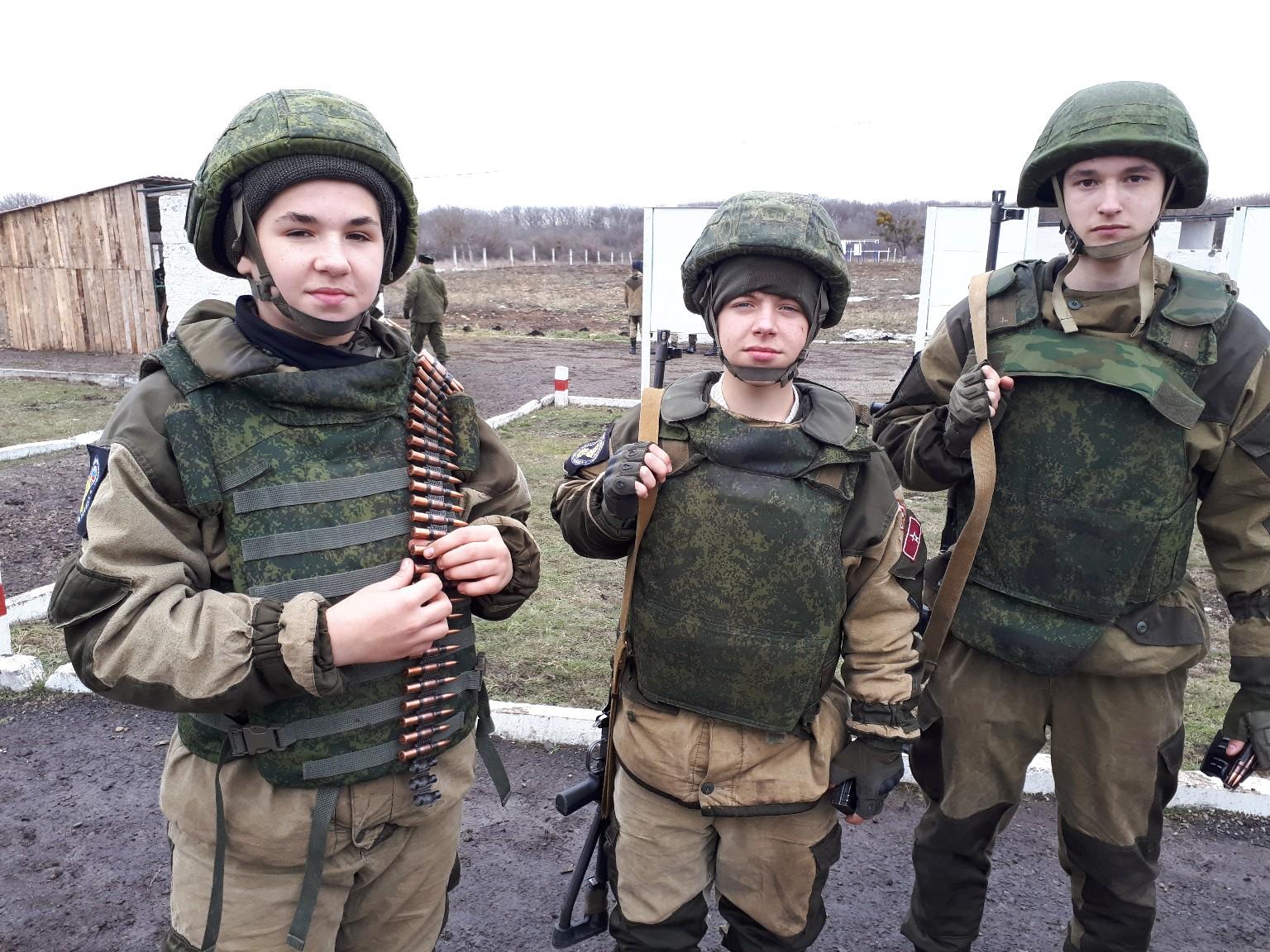 Стрельбы имени Сидоренко И.М