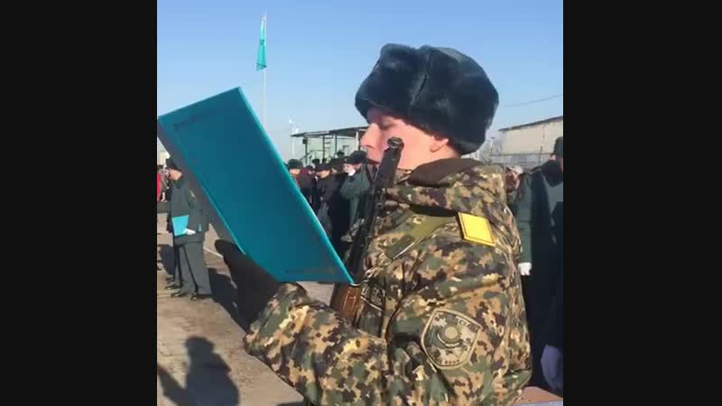 Армия Присяга 20182019