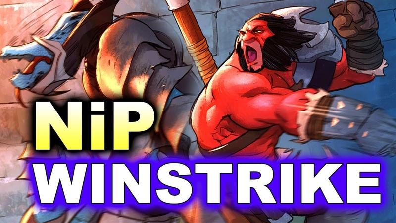 Ninjas in Pyjamas vs Winstrike - Maincast Autumn Brawl - DOTA 2