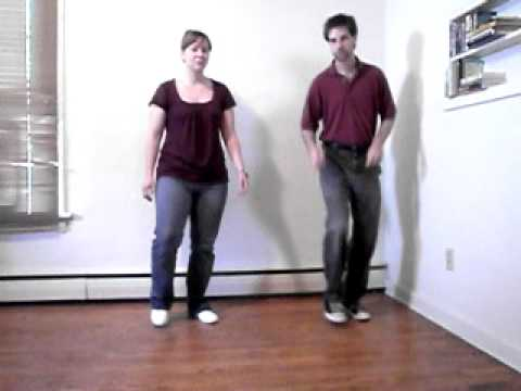 Lindy Exercise Series Ep. 4 Triple Step Levels