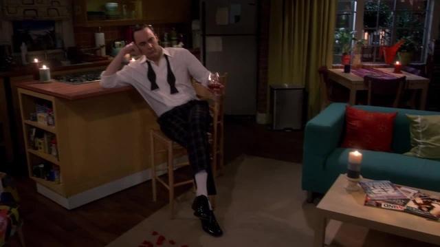 Seductive Sheldon