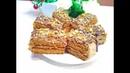 Бисквитно медовый торт с вареной сгущенкой сливками шоколадной глазурью Домашние просят приготовить каждый день Такой вкусный тортик