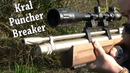 REVIEW Kral Puncher Breaker Bullpup Airgun Marine Walnut Subscriber Requested