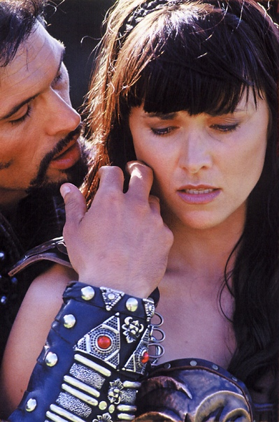 Зена и Арес «Зена королева воинов» (19952001)