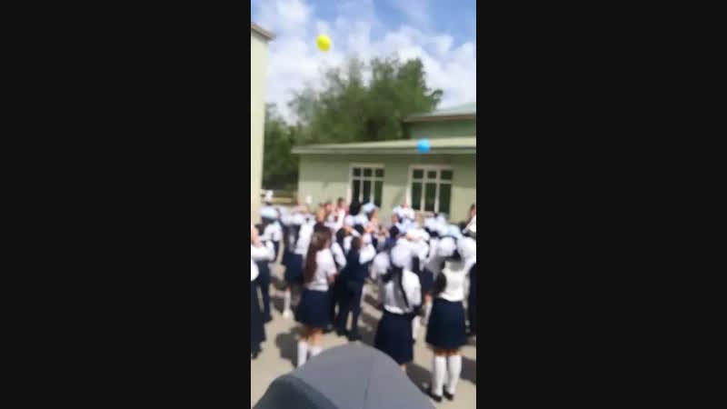 Прощальный праздник Нурсаятика с нач. кл.