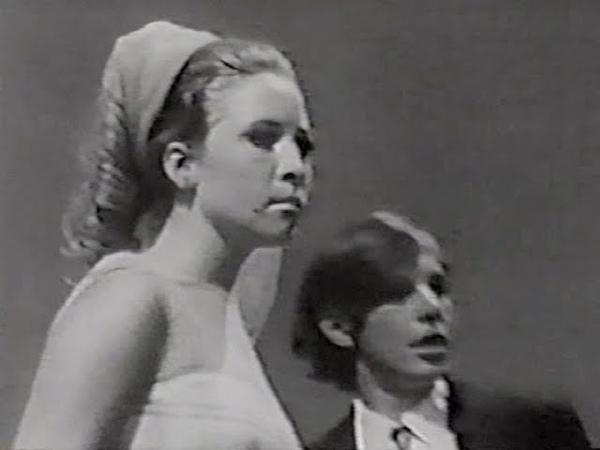 American Bandstand 1968 Surf City Jan Dean