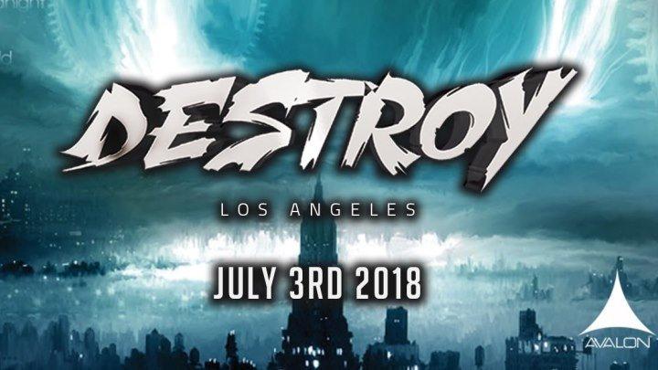 Извержение Лос Анджелес 2018 катастрофа драма