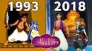Evolution Of Aladdin Games 1993 - 2018