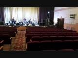 Подготовка к концерту. Начало в 19.00 ЦК РОССИЯ