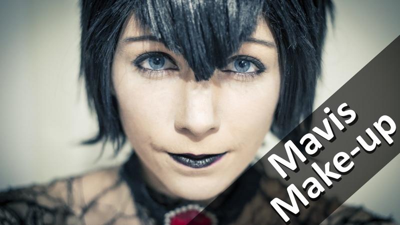 【Mavis - Makeup Tutorial】 - by PakuPaku Ru - Cosplay