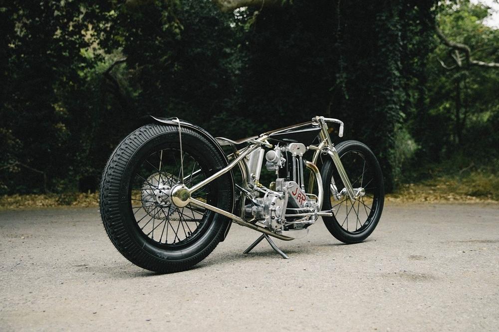 Hazan Motorworks: боббер JAP 500