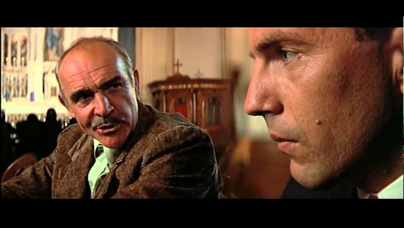 The Untouchables - What are you prepared to do?