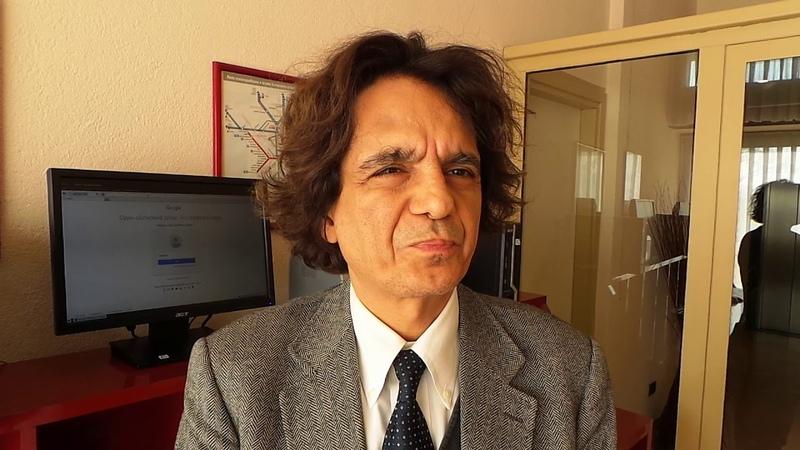 Видавець Сандро Теті Італія про репресії проти свободи слова і вбивство Андрео Рокеллі