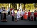 Фольклорный ансамбль Владимира Платонова. Десногорск, 2018