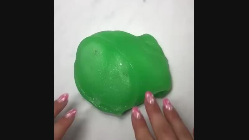 Fluffy slime Воздушный слайм