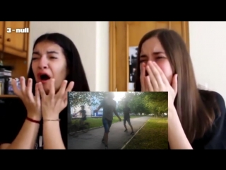 Two girls react to Ray Anabel battle