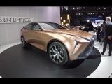 Концепт Lexus LF-1 LIMITLESS