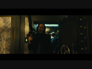 Джон Уик 2 / John Wick 3: Parabellum.Трейлер (2019) 1080p