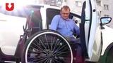 Как колясочник из Минска поехал на машине на Лазурный берег
