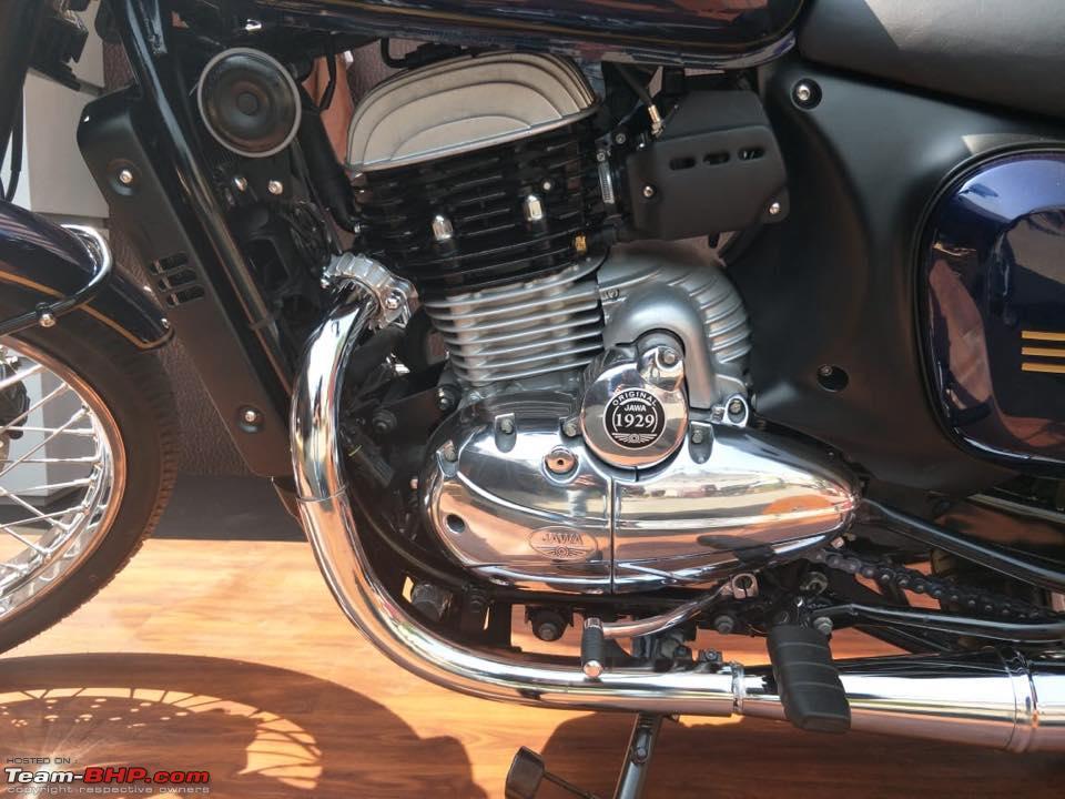 Новые мотоциклы Ява