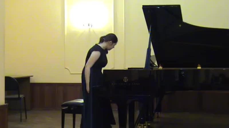 Рахманинов этюд-картина соч 33 №8 соль-минор Rachmaninov Op.33 8.mp4