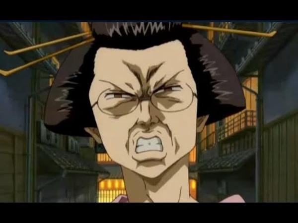 Смешные моменты аниме Гинтама Аниме приколы под музыку