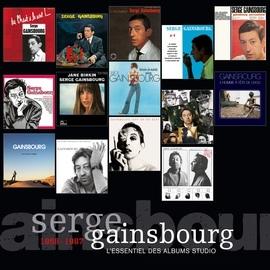 Serge Gainsbourg альбом L'Essentiel Des Albums Studio