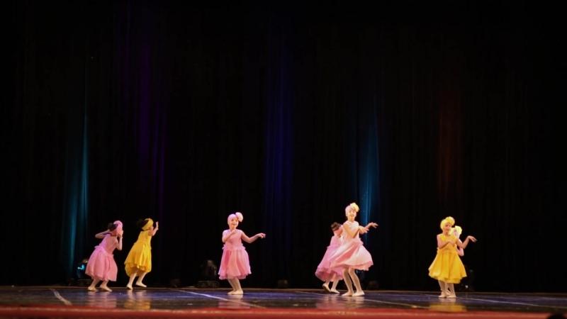 Конкурс Юный танцор номер Первый парень на деревне