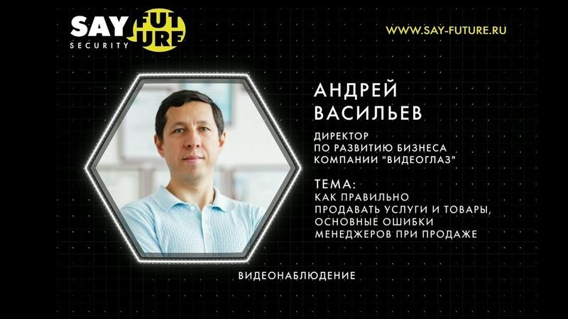 SayFuture Видеонаблюдение Васильев