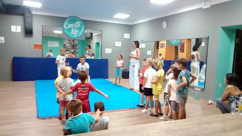 Пробное занятие Capoeira 3