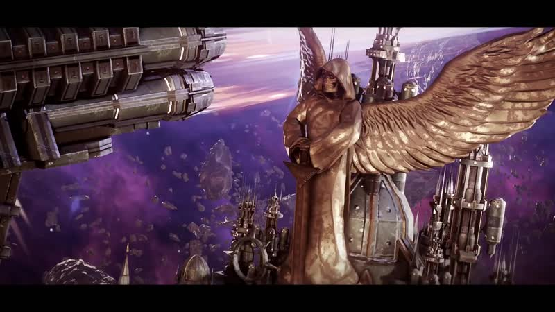 Battlefleet Gothic- Armada - Tau Empire Trailer_Full-HD