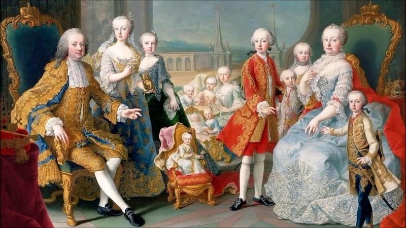 Мария Терезия - императрица Священной Римской империи, мать королевы Франции Марии-Антуанетты.