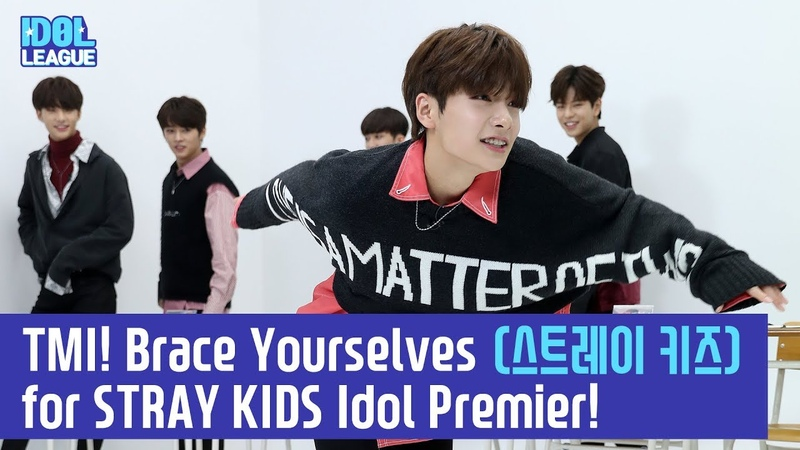 [ENG SUB] TMI! Brace Yourselves for STRAY KIDS(스트레이 키즈) IDOL Premier! - (7/7) [IDOL LEAGUE]