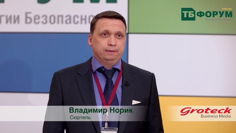 Владимир Норик, Сюртель