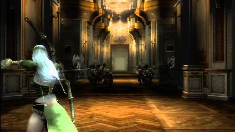 Kingdom Under Fire: Circle of Doom Attract Mode Video (2007, Blueside/Microsoft)