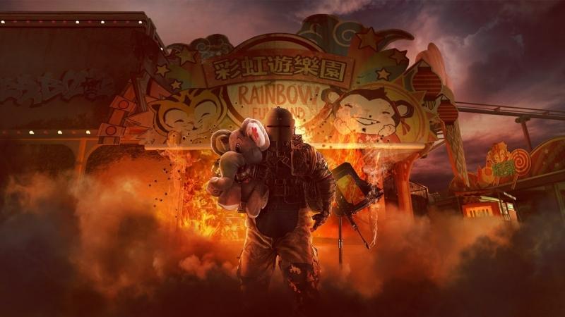 Тест 3 (Tom Clancy's Rainbow Six Siege)