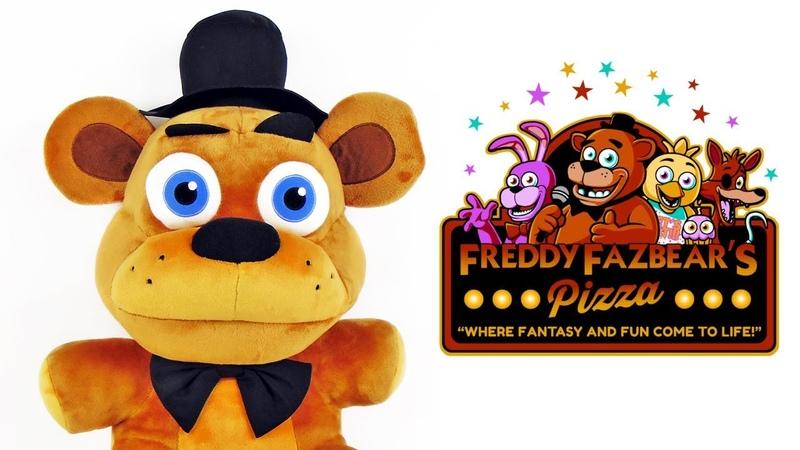 FNAF Funko Five Nights At Freddys ФРЕДДИ плюшевый медведь ФНАФ от ФАНКО! ИГРА Пять ночей с Фредди